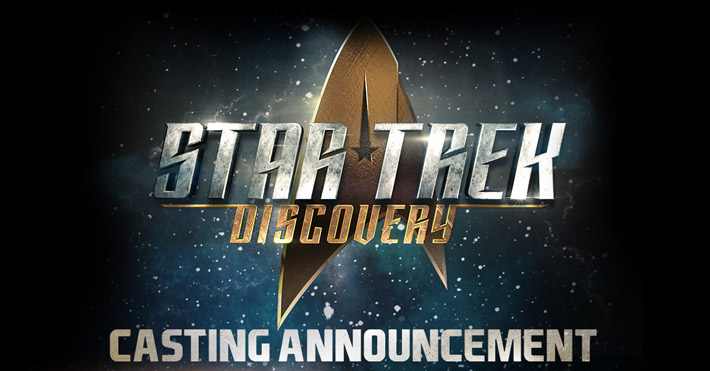 Star Trek: Discovery Adds to its Ranks