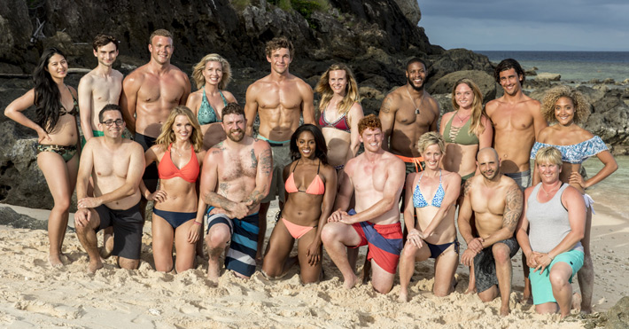 CBS ANNOUNCES SURVIVOR CASTAWAYS