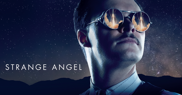 CBS All Access Reveals First Look for STRANGE ANGEL