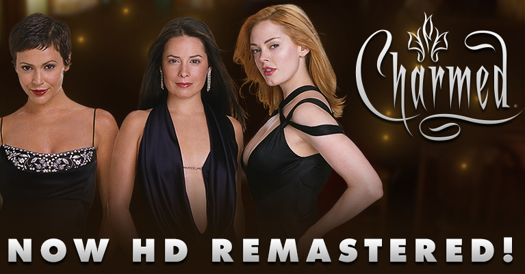 The Original CHARMED - HD Remastered!